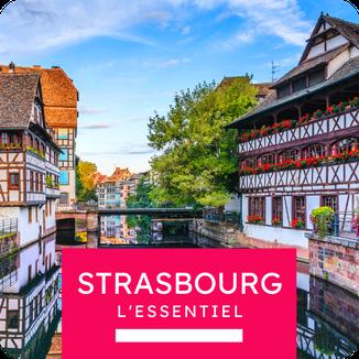 Visite guidée à Strasbourg pas cher