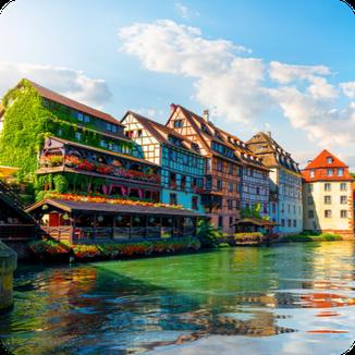 Tour colectivo de Estrasburgo en español