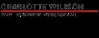 Charlotte Wilisch - Expertin für Nonverbales Selbstmarketing