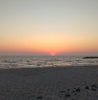 ... am Meer