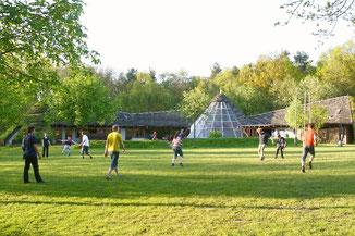 Die Spielwiese in Almke Foto: Stadtjugendring