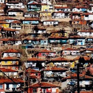 Den 'alternative' bydel Kücük Armutlu