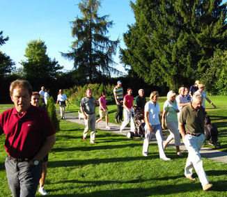 Clubmeisterschaft Klassischer Vierer, 2009. Golf-Club Freudenstadt. Foto Rainer Sturm stormpic.de