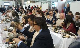 D.O.カタルーニャワインとカルソッツのマリアージュ (www.vinetur.com)