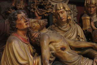 イエスの死を悲しむ人々2(ケルンの大聖堂)
