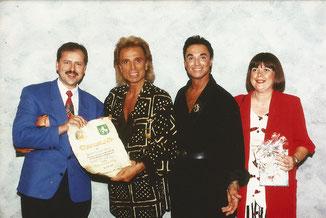 Siegfried und Roy - Ehrenmitglieder seit 1994