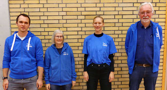 Vorstand des NABU Gärtringen-Nufringen-Rohrau