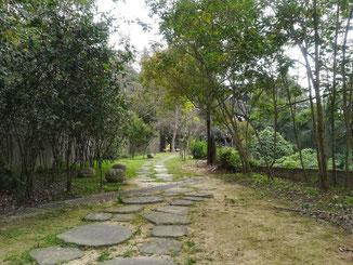 紅葉公園 □住所:台南市白河區關仔嶺溫泉區