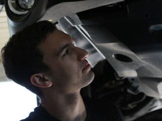 Central-Garage Hess AG - Motorfahrzeugkontrolle - Auto vorführen - Subaru vorführen