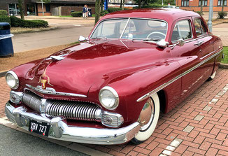 Mercury Monterey  Bj. 1950