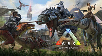 Best Survival Games Ark Survival Evolved Update