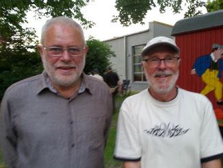 Heinz Kamp und Wilfried Lippmann