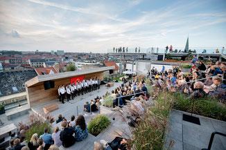 Aarhus Festuge: Stimmen bauen Brücken. Foto:Martin Dam  Kristensen/PR