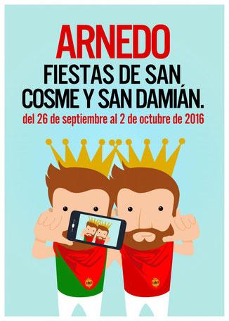 Fiestas en Arnedo Fiestas de San Cosme y San Damián
