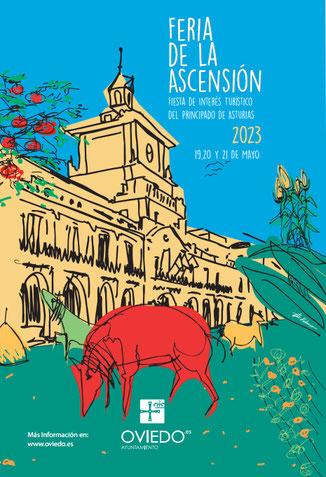 Fiestas en Oviedo Feria de la Ascensión
