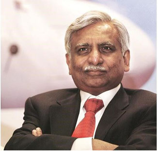Jet Airways founder Naresh Goyal is likely to be summoned by India's Serious Fraud Investigation Office  - picture: Archive