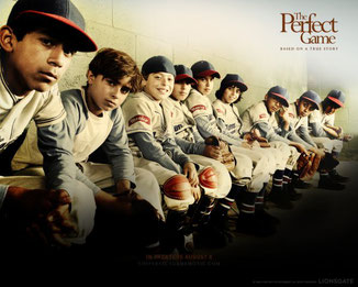 Foto tratta dal film The Perfect Game
