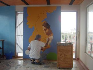 Artist: Jorge Jurado (Colombia).