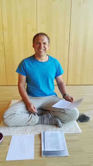 Thomas Schneider Gründer und Inhalber von Wege zum Sein  - auf Achtsamkeit basierende Verfahren für Privatpersonen und Unternehmen - Wege zum Sein