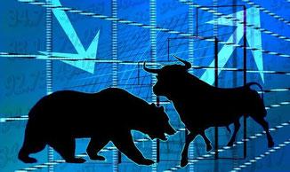 Börse, Aktien, Renten, Anleihen
