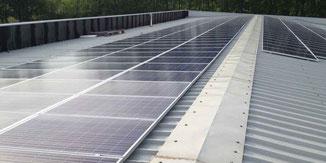 impianto fotovoltaico pannelli solari agrisalumeria luiset