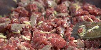 tagliatelle ragu zafferano di maiale agrisalumeria monferrato luiset