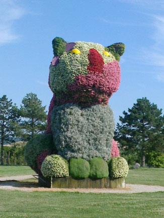 PRASKATZ (花の猫)