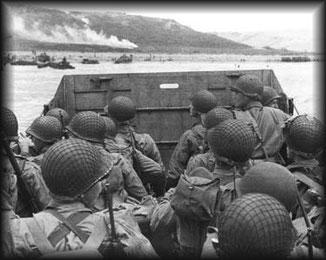Débarquement des Alliés