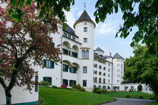 Hochzeit im Romantik Hotel Schloss Pichlarn © Richard Schabetsberger