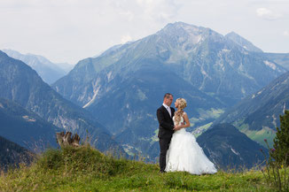 Heiraten am Berg: Hotel Gerlosstein