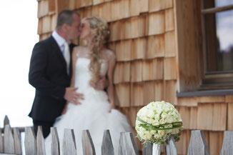 Hochzeit am Gerlosstein