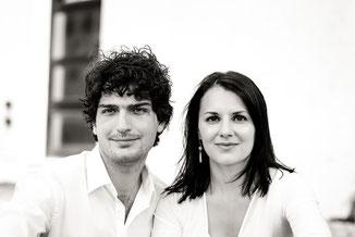 Molina Guitar Duo - Santiago Molina Gimbernat und Isabella Selder