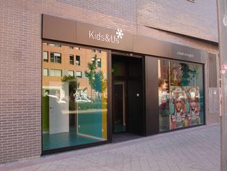 Local Comercial acondicionado para Escuela Infantil de Idiomas en el nuevo barrio del Vivero, en Fuenlabrada.