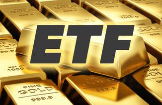 Börsengehandelte Gold Fonds