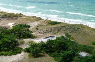 Ostsee bei Darss