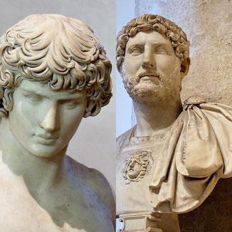 История Рима, Адриан и Антиной фото