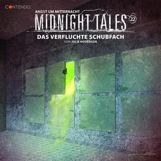 Katja Keßler spricht für das Hörspiel Midnight Tales  die Rolle der Lady Darcy, Contendo