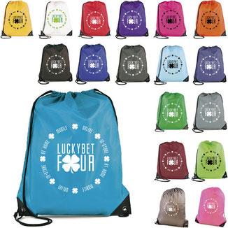 Pegasus Plus Drawstring Bags