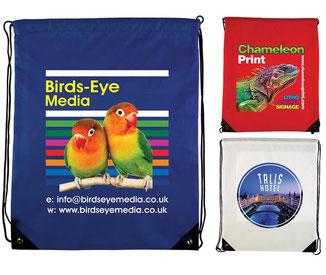 Verve Drawstring Bags