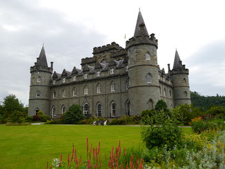 Inveraray Castle des Dukes of Argyll