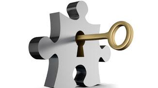 A chave do quebra-cabeça