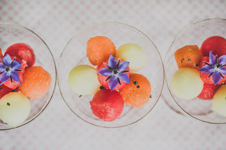 Borretsch-Blüten riechen lieblich-frisch nach Gurkensaft