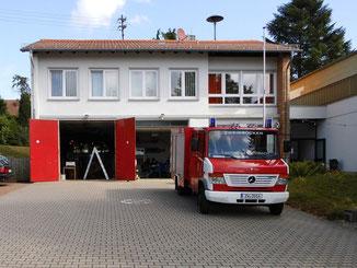 Dorfgemeinschaftshaus mit Feuerwehr