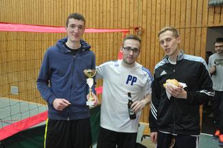 Sieger des Turniers - Sportversein SV21 Mörsbach e.V.