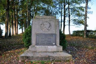 Kriegerdenkmal am alten Hochbehälter