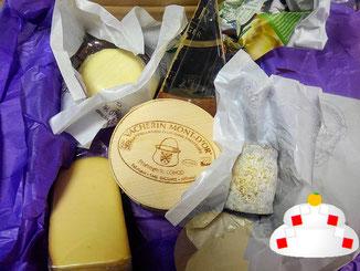 チーズ5種:年末年始に楽しむチーズ