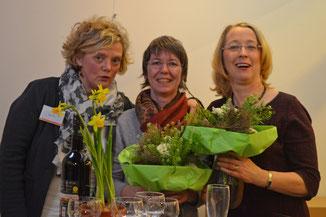Anke Böse, Kristine Westphal, Anke Tielker