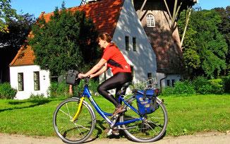 Ostfriesland entdecken mit Rückenwind Reisen © Rückenwind Reisen