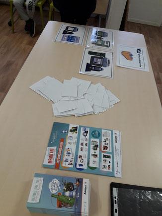 Projet environnement nature table messager du tri recyclage poubelle enfants centre social et interculturel alco