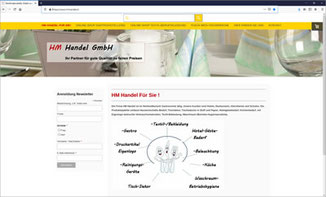 HM Handel GmbH - Online-Shop, Dürnten